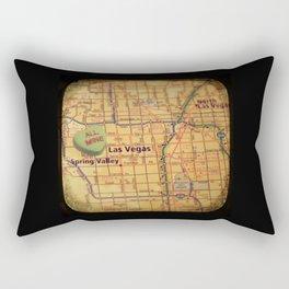 All Mine Las Vegas Rectangular Pillow