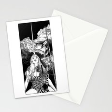 asc 706 - Le mystère Mang (The Mang mystery) Stationery Cards