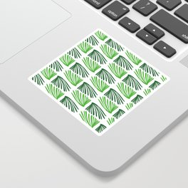 Palm tree patterns Sticker