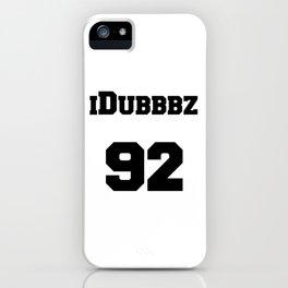 idubbbz iPhone Case