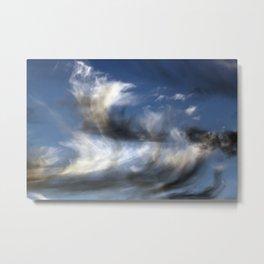 Clouds Metal Print