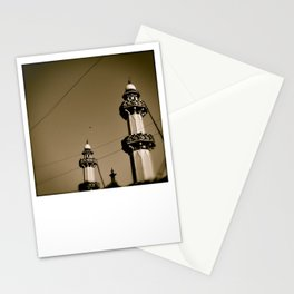Mosque Minaret Stationery Cards