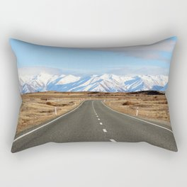 White Cap Journey Rectangular Pillow