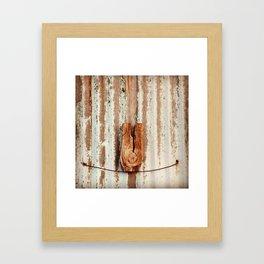 Installation, Vernon CA Framed Art Print