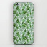 hawaiian iPhone & iPod Skins featuring Hawaiian by Holy Spoof
