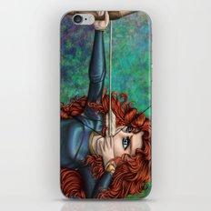 Brave iPhone & iPod Skin