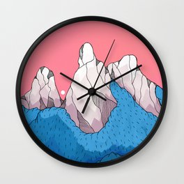Mount forestmore Wall Clock
