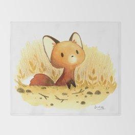 Little fox Decke