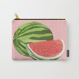 Geo Watermelon Carry-All Pouch