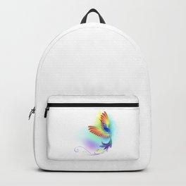 Splendid Rainbow Hummingbird Backpack
