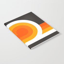 Flame Looper Notebook