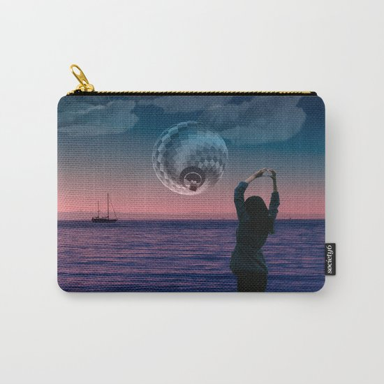 Balloon Love Carry-All Pouch
