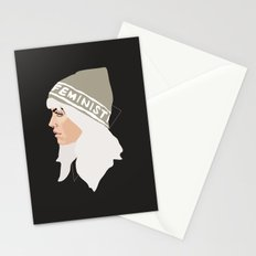 Feminist (Silver) Stationery Cards