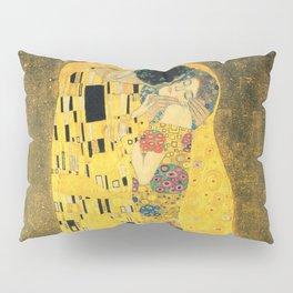 THE KISS - GUSTAV KLIMT Pillow Sham