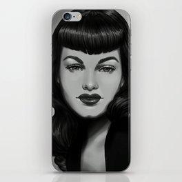 Bettie iPhone Skin