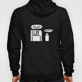 USB Floppy Disk I Am Your Father Noooo Hoody