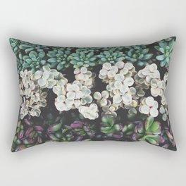 Succulent (4) Rectangular Pillow