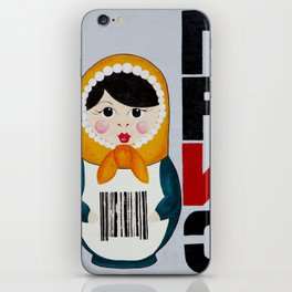 Сюрприз (surprise) iPhone Skin