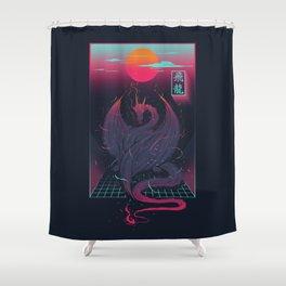 Fei Long Shower Curtain