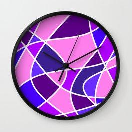 Color Flow Wall Clock