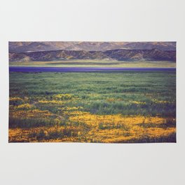 The Artistry of Nature Rug