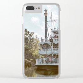 American Riverboat Clear iPhone Case