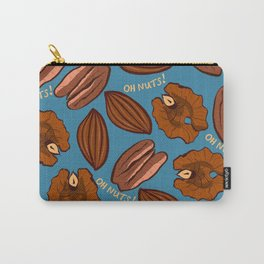 oh nuts! Carry-All Pouch