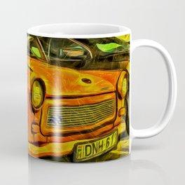 Trabant Art Coffee Mug