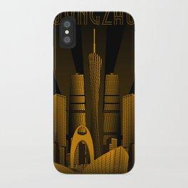 Guangzhou (China) iPhone Case