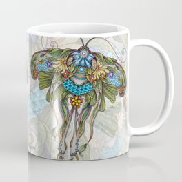 Botanical Butterfly No. 1 Coffee Mug