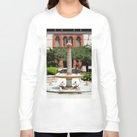 oasis Long Sleeve T-shirts featuring Oasis by Photaugraffiti