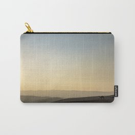 camels at sunset Carry-All Pouch