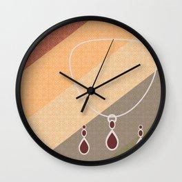 Jangle Dangle Wall Clock