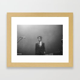 Matty Healy (the1975) Framed Art Print