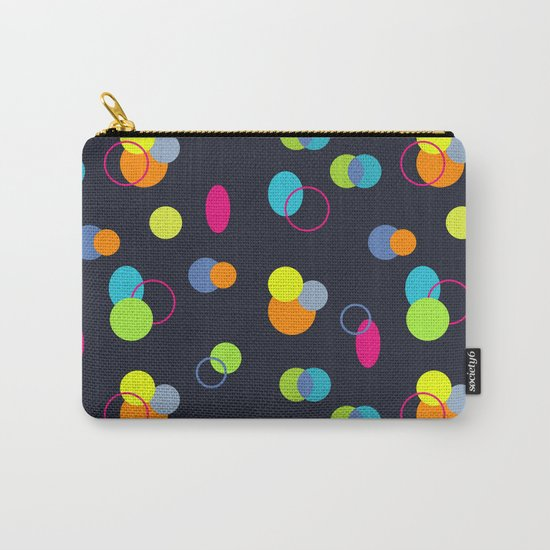 Candies Pattern Carry-All Pouch