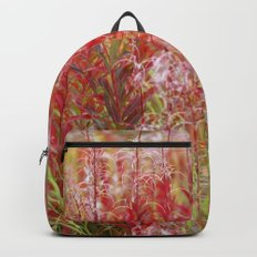 On fire Backpack