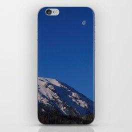 Colorado Moon Apenglow iPhone Skin