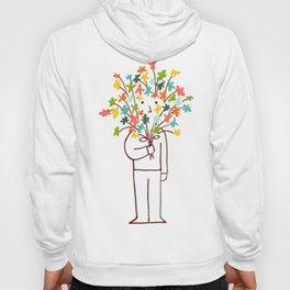 I bring flowers Hoody
