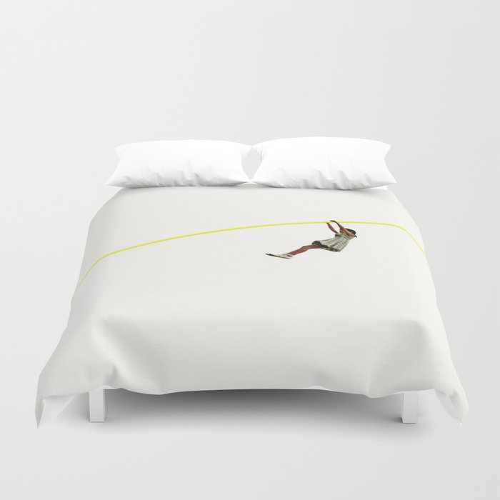 Zip Wire Duvet Cover By Cassiabeck Society6