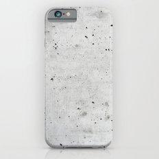 Simply concrete iPhone 6s Slim Case