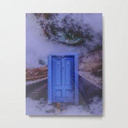Door Of Pure Destinies  Metal Print