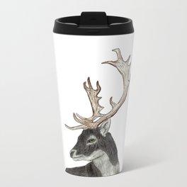 Buck Metal Travel Mug