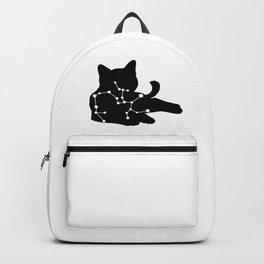 sagittarius cat Backpack