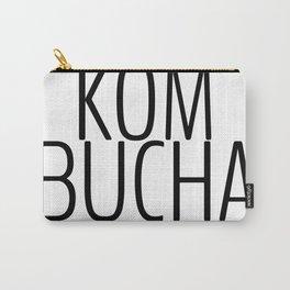 Kombucha Nutrition Facts, Fermented Tea, Mushroom tea, Probiotics, Raw Kombucha Carry-All Pouch