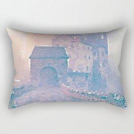 Castle 1 Rectangular Pillow