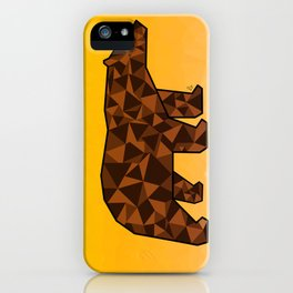 Baloo Honey Bear  iPhone Case
