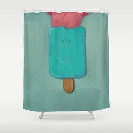 Ice Cream Nightmare Shower Curtain