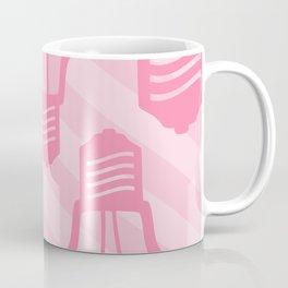Pastel Pink Light Bulb Coffee Mug
