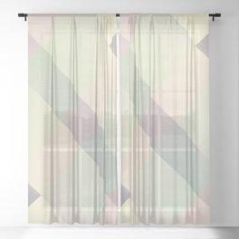 RAD XII Sheer Curtain