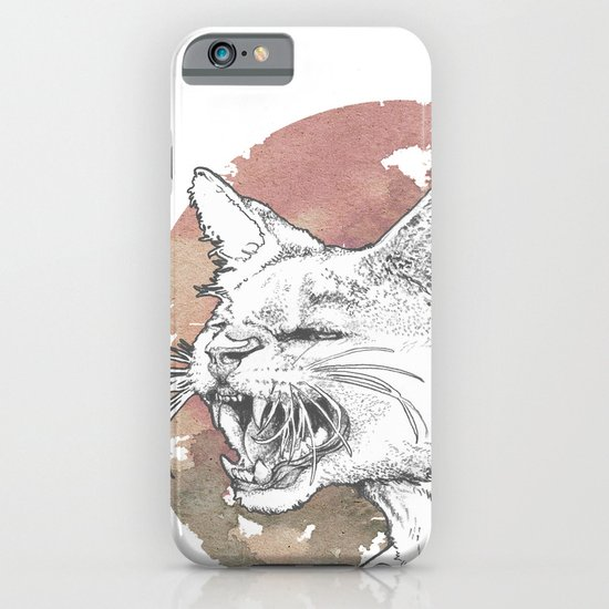 Bastet Unrequited iPhone & iPod Case